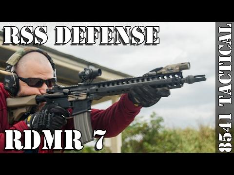RSS Defense RDMR7 Carbine Review (AR-15 Patrol Rifle)