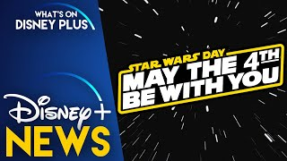 Star Wars Day - What's New On Disney+ \u0026 New Bad Batch Merchandise | Disney Plus News
