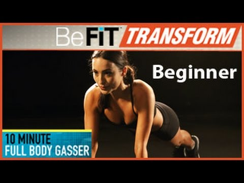 10 Min Full Body Gasser Workout- Beginner Level