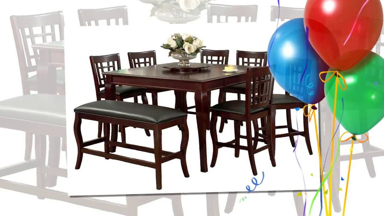 Regal round pedestal dining table with lazy susan by a r t furniture - Addison Dining Table With Lazy Susan Parts