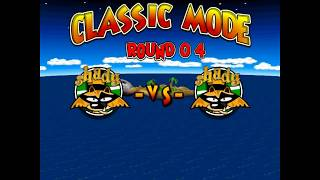 TENNIS TITANS    Game House CLASSIC MODE ROUND 4 SHADY VS SHADY