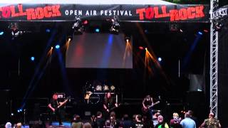 As Good As Dead - Saddiscore live @ Tollrock Open Air 2014, Nideggen, 12.07.2014