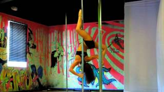 The Southern Regional Pole Dance/Fitness Competition Submission (AMBER) South Carolina