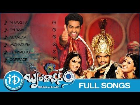 Brindavanam Movie Songs || Video Juke Box || Jr NTR - Kajal Aggarwal - Samantha || S Thaman Songs