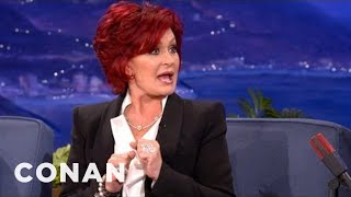 Sharon Osbourne: Simon Cowell Has