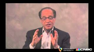 Ray Kurzweil - Exponential Finance 2014