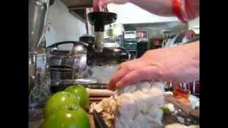 How To Juice Cauliflower Recipe Thumbnail