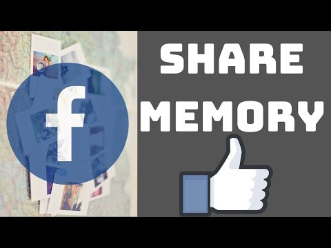 How To Find And Share Facebook Memories