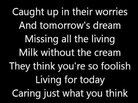 Twisted Sister - S.M.F. (Lyrics)