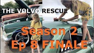 🇸🇪S2 E8: 1st Half of Restoration Highlights: Volvo Amazon
