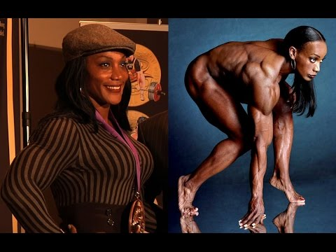 Lenda Murray inducted into Sports Hall of Fame by Arnold Schwarzenegger
