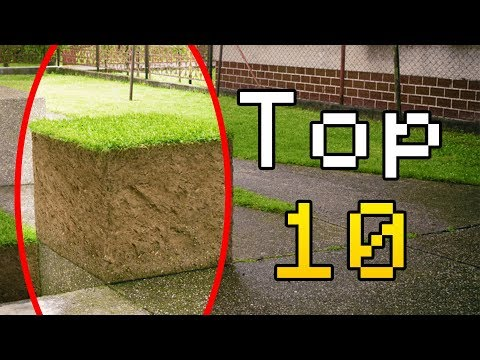 Top 10 Signs You Play Too Much Minecraft! (Top List)