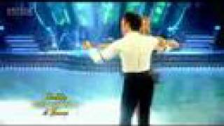 Gabby Logan & James Jordan Dance the Jive - Strictly Come Dancing 2007 - BBC One