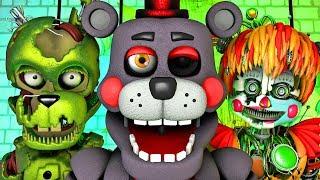 Five Nights at Freddy s Song FNAF 6 SFM 4K Salvage Ocular Remix