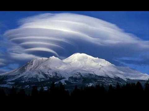 Lenticular Clouds (Lens Clouds) a.k.a. UFO