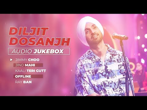 Diljit Dosanjh - Diljit Dosanjh | MTV Unplugged Jukebox
