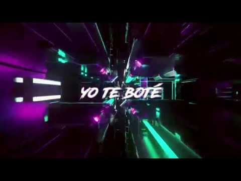 Te Bote Remix - Casper X Darell X Nio Garcia X Bad Bunny X Nicky Jam X Ozuna (LETRA OFICIAL)
