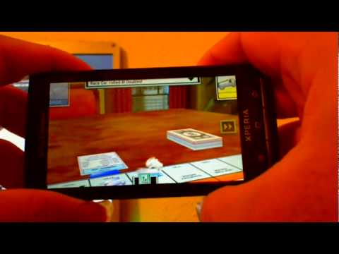 Monopoly Classic HD on the Android