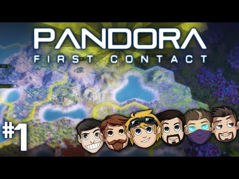 Civ in Space! Pandora: First Contact - Space Greenpeace