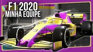 F1 2020 no Modo Minha Equipe - Dono e Piloto ao Mesmo Tempo!? | My Team Gameplay