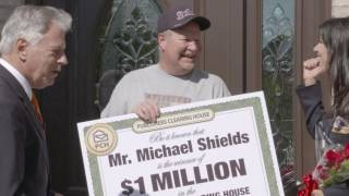 PCH June 30th $1 Million Winner – Michael Shields