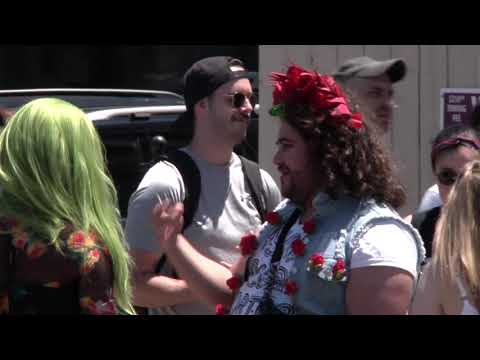 Activism Now - June 13th, 2021 - Drag March for Change