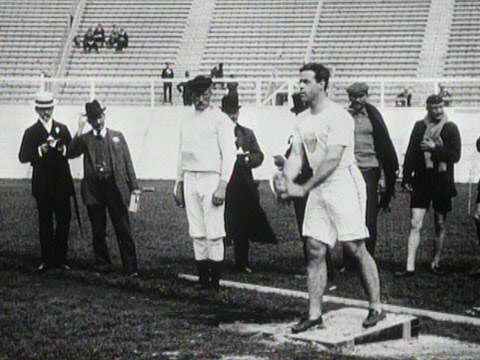 Martin Sheridan, King Of The Discus - USA - Athletics - London 1908 Olympic Games
