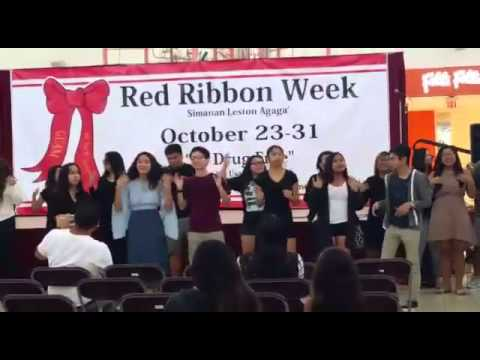 Guam Community College ASL Happy Flashmob