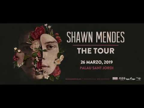 Shawn Mendes The Tour en Barcelona