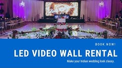 LED SCREEN RENTAL | VIDEO WALL RENTALS | LOS ANGELES