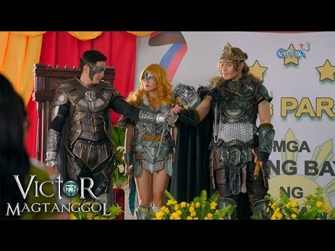 Victor Magtanggol: Victor surrenders Mjolnir to Modi | Episode 54