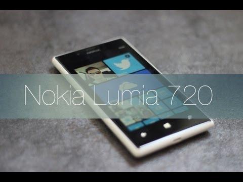 Nokia Lumia 720 Review en Español