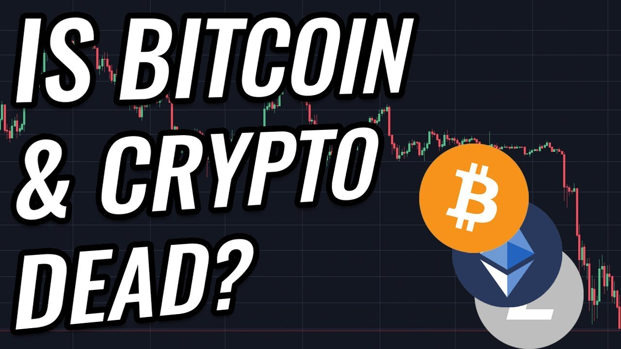 is crypto dead