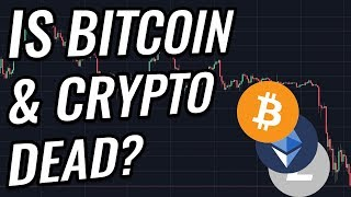 Is Bitcoin & Crypto Dead? BTC, ETH, XRP, BCH & Cryptocurrency News!