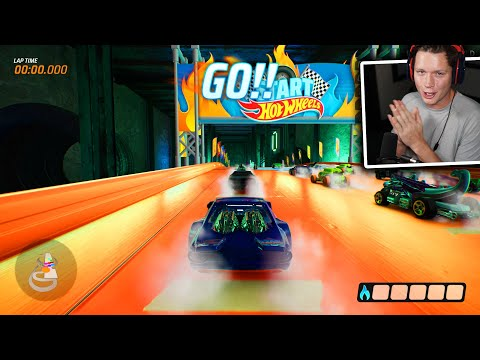 Hot Wheels Unleashed - World's First Racing Gameplay!