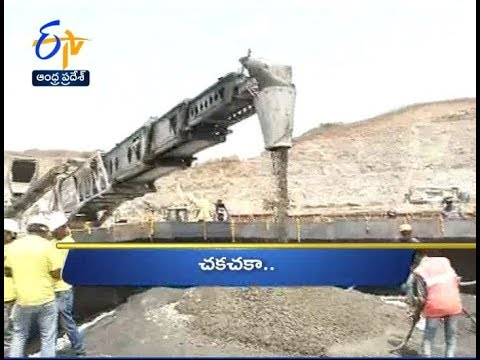 Andhra Pradesh | 23rd April 2018 | Ghantaravam 10 PM News Headlines