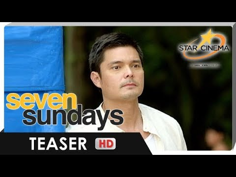 Teaser | Dingdong Dantes is Bryan | 'Seven Sundays'