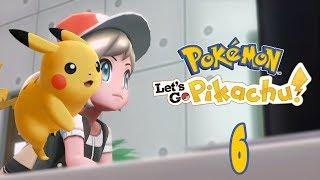EKSPERYMENT [#6] Pokemon: Let's GO Pikachu!