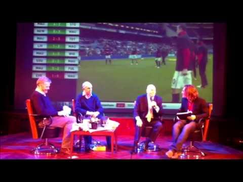 United-cruise: Wilf McGuinness om da han fikk sparken som Manchester United-manager