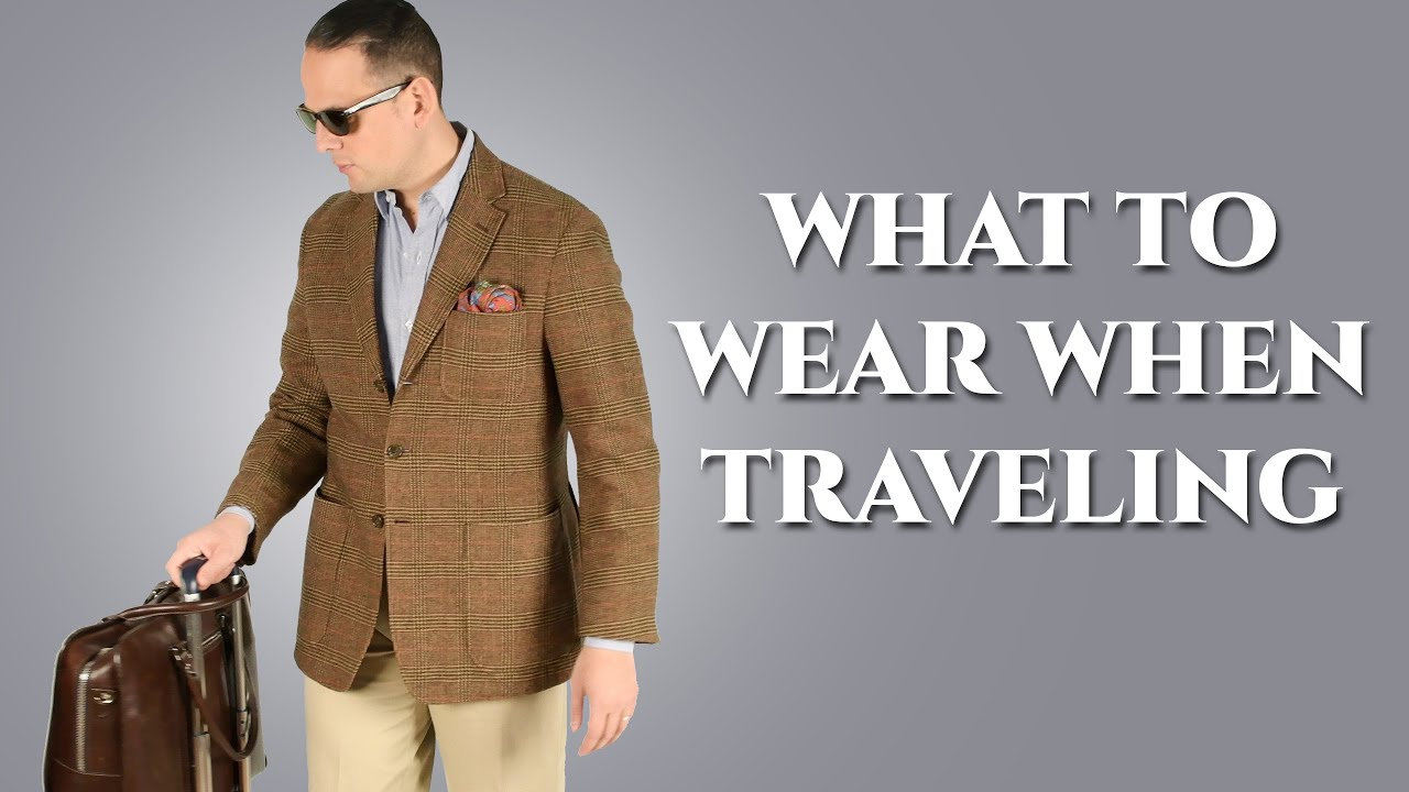591731510 What To Wear To The Airport - Tips & Tricks For Traveling