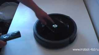 Обзор iRobot Roomba 880 нового робот-пылесоса от компании iRobot(Видео-обзор подготовлен: http://irobot-ltd.ru/ Сайт irobot-ltd.ru подготовил обзор нового и долгожданного пылесоса от комп..., 2014-06-04T12:47:06.000Z)