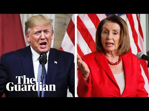 Nancy Pelosi says Trump wants to 'make US white again'