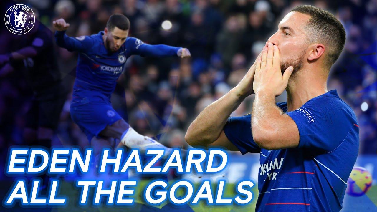 Eden Hazard: All The Chelsea Goals - Chelsea Football Club thumbnail