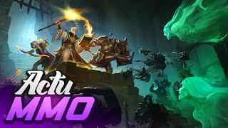 Actu MMO 📅 Nouvelle extension pour Guild Wars 2 / Albion Online / New World / Last Oasis / et bien +