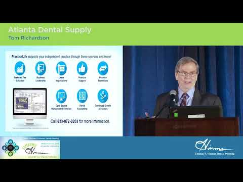 Atlanta Dental Supply New Product Forum at Hinman 2018