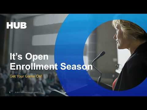It's Open Enrollment Season: Get Your Game On!