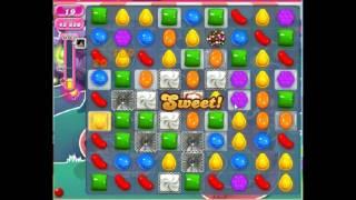 Candy crush saga level 1520 No booster 3 stars