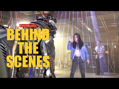 AXL Movie Behind The Scenes B-Roll Starring Alex Neustaedter