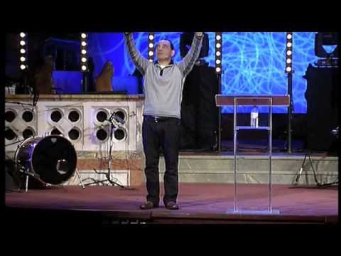 Worship Central London Conference 2011 // Saturday Evening Keynote - J. John
