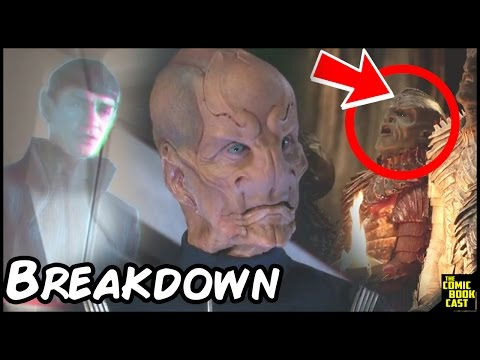 Thumbnail: Star Trek Discovery Trailer Breakdown